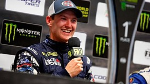 Turkey RX winner's press conference - World Rallycross Championship