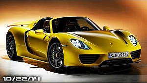 Porsche 918 Almost Sold Out, New Hyundai Sportscar, Honda HR-V - Fast Lane Daily
