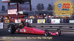 1980 Shirley Muldowney: Wins 4-way Title Fight | Top 10 Moment