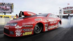 Enders-Stevens tops qualifying gains on Line | NHRA Vegas