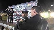 World Finals Interview with 2014 World of Outlaws STP Sprint Car Series Champion Donny Schatz