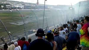 Daytona Nationwide Crash 2013  (row 14)