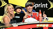 Wife of Sprint Cup champ on the challenges of being a NASCAR wife