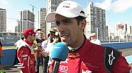 Punta del Este ePrix Lucas di Grassi post-race interview