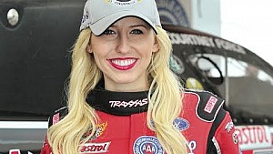 Courtney Force Career Highlights #100WinsbyWomen