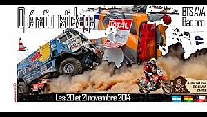 Dakar 2015 - Pre checking