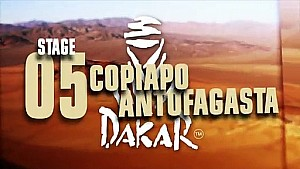 Stage 5 - Car/Bike - Stage Summary - (Copiapo > Antofagasta)