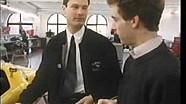 Ben Bowlby meets Frank Durney at Lotus International