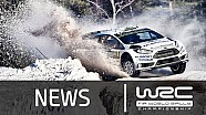 Rally Sweden 2015: Stages 10 - 14