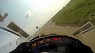 Castrol Raceway Flying Lap - Edmonton, Alberta