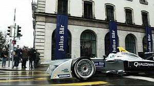 Formula E - Geneva street demo