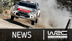 WRC Rally Guanajuato México 2015: Stages 14-18
