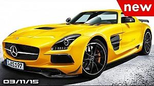 Rented Lambo Crash, Mercedes AMG Black Series, McLaren Sport Series - Fast Lane Daily