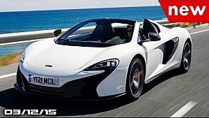 McLaren Hybrid, VW Beetle Dead, Mercedes Metris - Fast Lane Daily