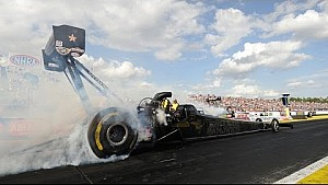 Shawn Langdon is No. 1 qualifier in Top Fuel | #Gatornats