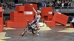 X-Trial World Championship highlights from Wr. Neustatd, Austria