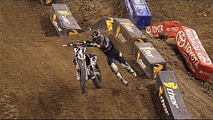Jason Anderson superman crash in Detroit!