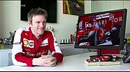 James Allison talk about Malaysian GP