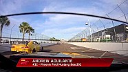 PWC 2015 St. Petersburg On Board Highlights - Andrew Aquilante Round 4 GTS