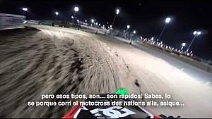 James Stewart give us his take on Ryan Villopoto racing the MXGPs