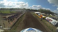 Rewind - Onboard track preview 2014 MXGP Netherlands Valkenswaard with Brian Bogers
