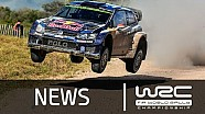 WRC - Rally Argentina 2015: Stages 4-6