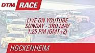 DTM Hockenheim 2015 - Race 2 - Live Stream