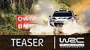 WRC - Vodafone Rally de Portugal 2015: Teaser