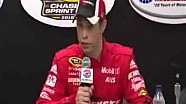 Nascar - Conferenza stampa post-qualifica - Loudon