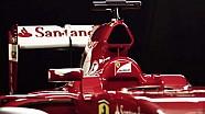 Il video di presentazione della Ferrari SF15-T