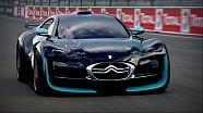 Citroen Survolt at Goodwood Festival of Speed