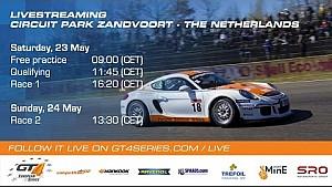 Competition102 GT4 European Series - Race 2 - Zandvoort 2015