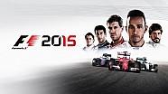 Teaser de F1 2015