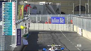 Moscow ePrix race highlights