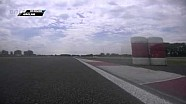 Onboard with WTCC rookie Nestor Girolami for one lap at the Slovakiaring