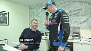 Behind The Scenes @ PRA - Frosty interviews Tim Edwards