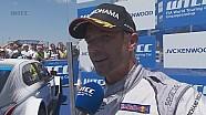 Sébastien Loeb wins race 1 in Le Castellet