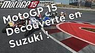 Découverte de MotoGP 15 - Aleix Espargaro @ Austin