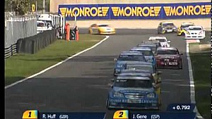 2007 World Touring Car Championship at Monza R10