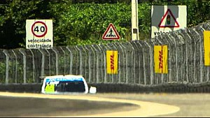 The best of WTCC Vila Real qualifying in slomo