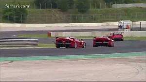 Ferrari Racing Days Paul Ricard - FXX-K