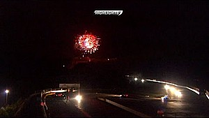 24 Hours of Spa 2015 - Short highlights (4th - Night/Morning)