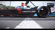 La deuxième salve d'essais d'avant-saison Formule E