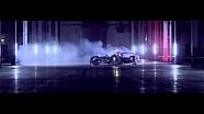 La livrée du DS Virgin Racing en vidéo