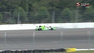 Sebastien Bourdais crashes at Pocono