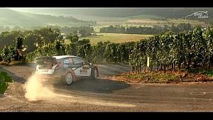 Robert Kubica at Rally Germany