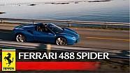 Ferrari 488 Spider - Vidéo officielle