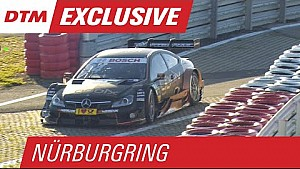 Championship Leader Explores Alternative Route - DTM Nürburgring 2015