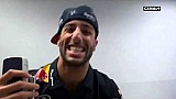Ricciardo gives a unique tour of Russian GP