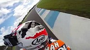 Rick Kelly - Mick Doohan Phillip Island Hot Lap